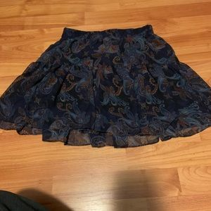 Garage skirt size xs